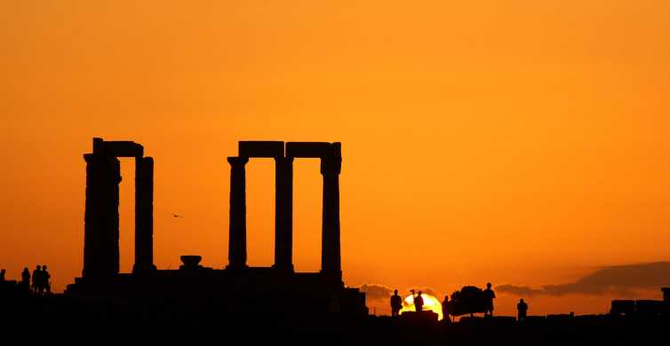 Athens: Sunset Trip to Cape Sounion & Temple of Poseidon