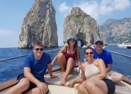 Capri: Private Bootstour von Sorrent aus