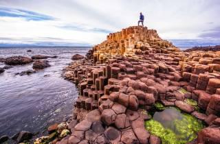 Ab Belfast: Giant's-Causeway-Tour und Hängebrücke