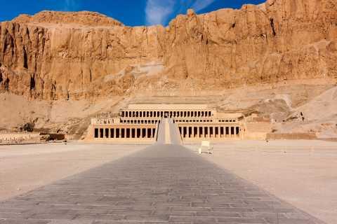 Luxor: Tour de un día o medio por Banco del Este y Oeste
