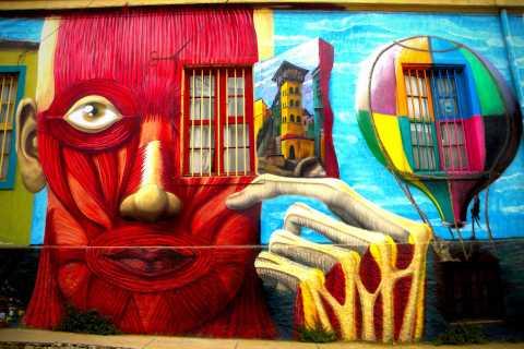 Valparaíso: Cultural and Street Art Walking Tour