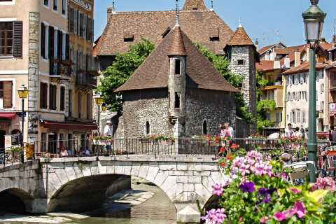 Geneva City Tour and Annecy Visit
