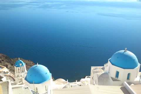 Santorini - 5 Hours Most Attractive Sightseing Island Tour
