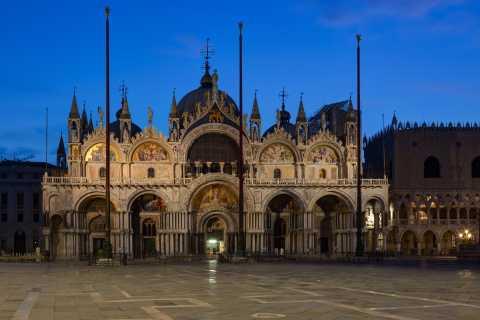 Venice: Exclusive After-Hours Tour of Saint Mark's Basilica