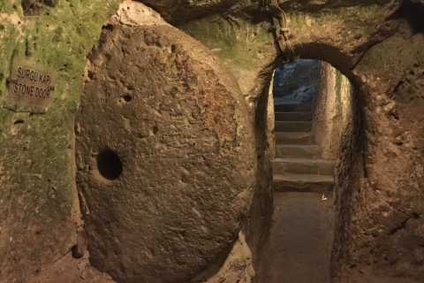 Cappadocia: Ihlara Valley & Derinkuyu Underground City Tour