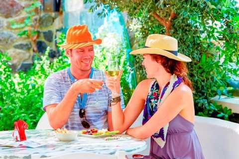 Santorini: tour de vino de medio día