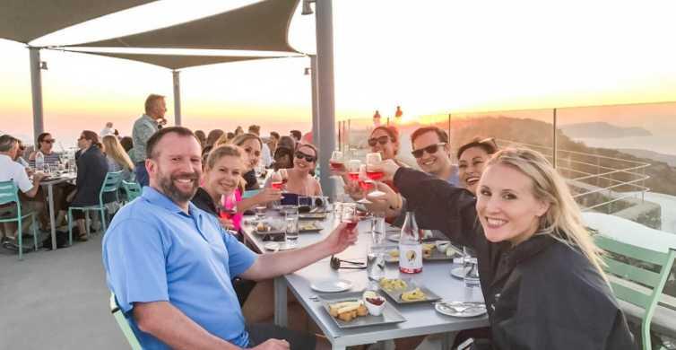 Santorini: 4-Hour Sunset Wine Tour