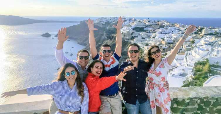 Highlights von Santorin: Privattour