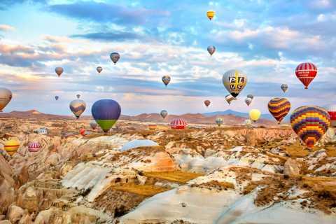 Capadócia: Passeio de Balão