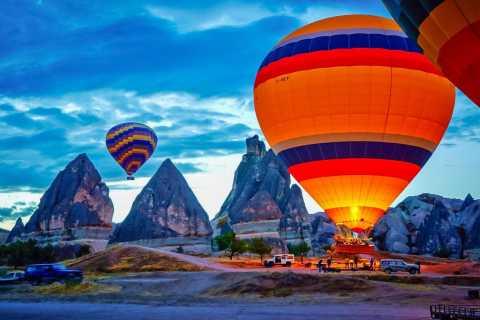 Cappadocia: Hot Air Balloon Flight