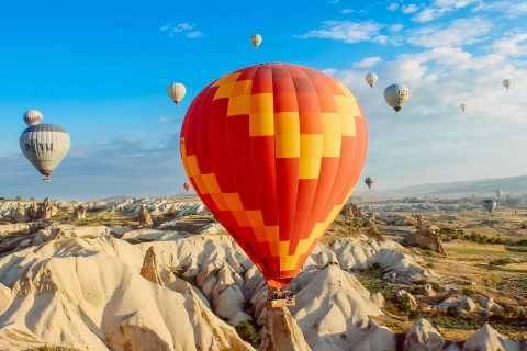 Cappadocia: Hot-Air Balloon Tour