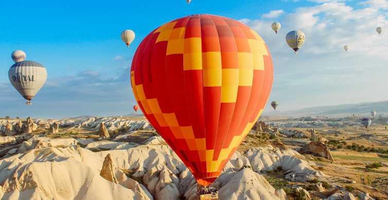Cappadocia: Hot-Air Balloon Tour