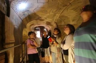 Rom: Tour durch Katakomben und Kapuzinerkrypta