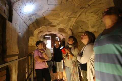 Rome: visite des catacombes et de la crypte des capucins