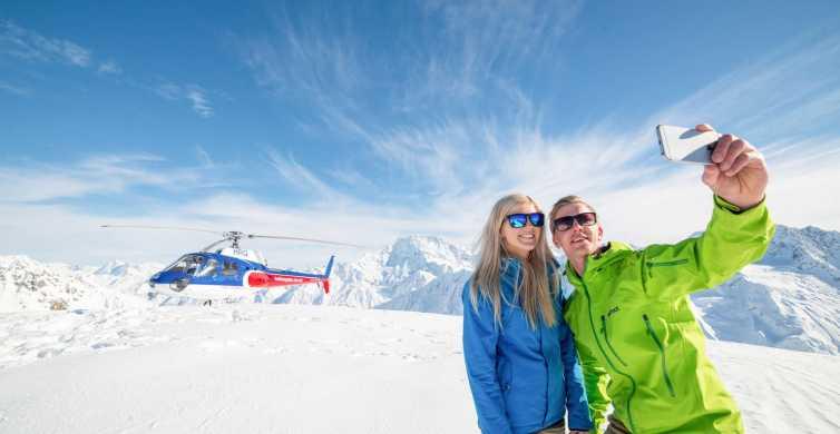 Mount Cook: 3 Hour Heli Hike to the Tasman Glacier