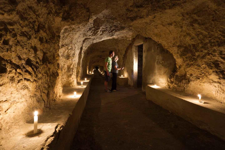 Cagliari: Rundgang durch die unterirdische Stadt und optionaler Altstadtrundgang