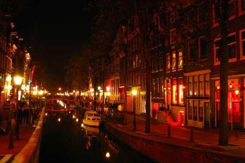 Amsterdam: De Wallen-Tour auf Deutsch