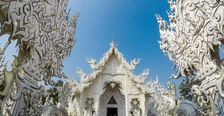 Chiang Rai and Golden Triangle Private Full-Day Tour