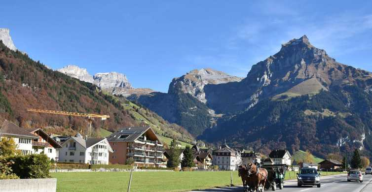 From Zurich: Lucerne and Engelberg Full-Day Tour