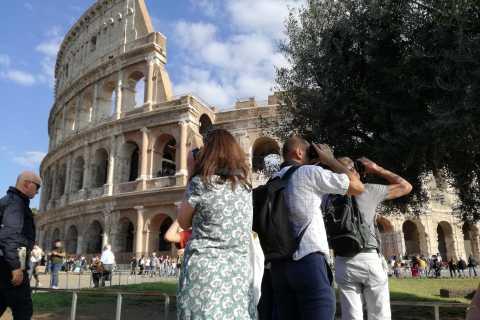Rome: Ancient City and Colosseum Private 3D Virtual Tour