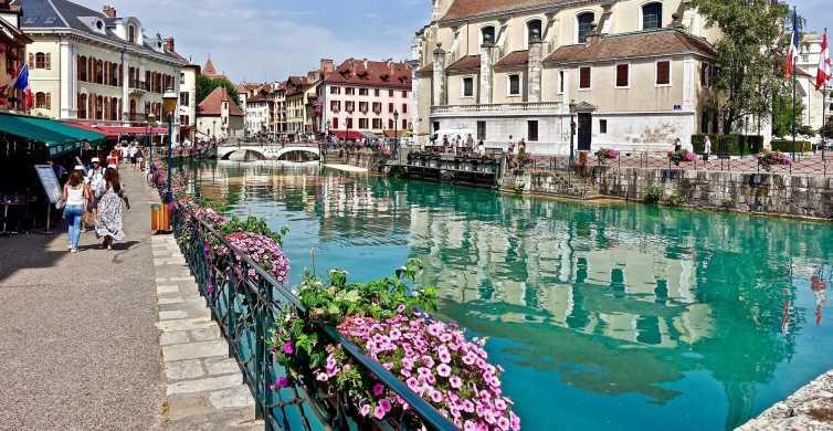 Annecy Half-Day Trip from Geneva