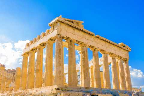 Athens: Full-Day Private Tour by Limo-Minivan
