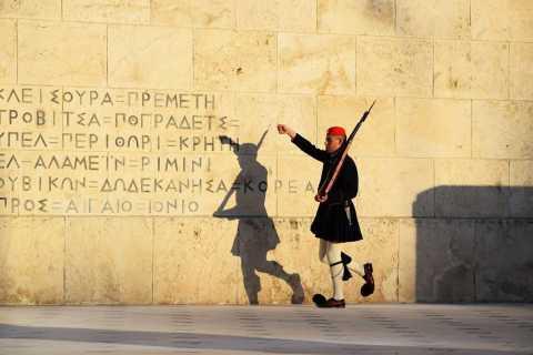 Athens: Small Group Walking Tour