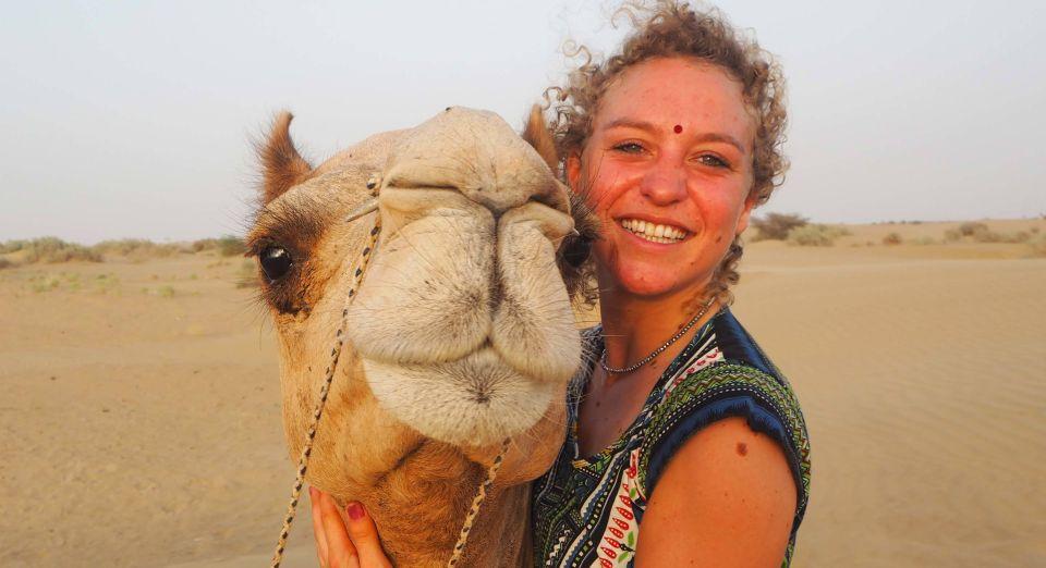 3-godzinne safari po pustyni, Quad i wielbłądy