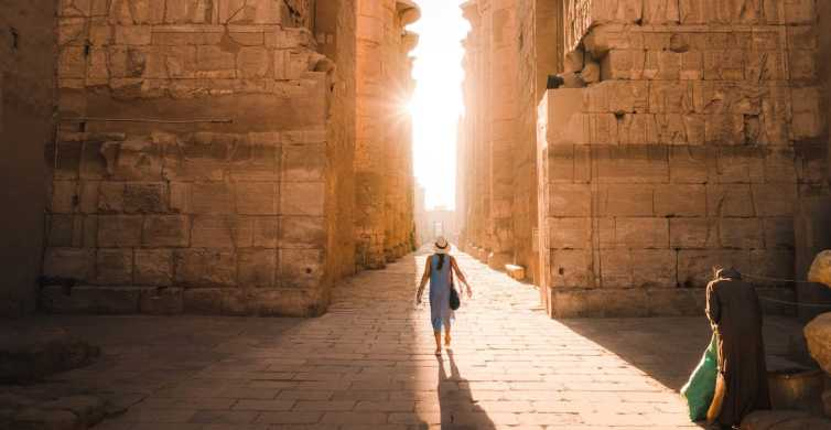 From Hurghada: Day Trip to Luxor and Valley of the Kings