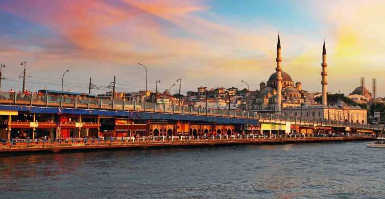Istanbul: Private Layover Tour from New Istanbul Airport