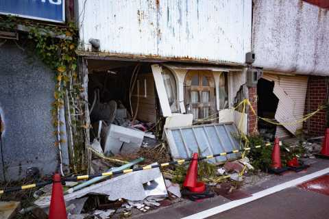 Fukushima: 1-Day Van Tour of Disaster Area
