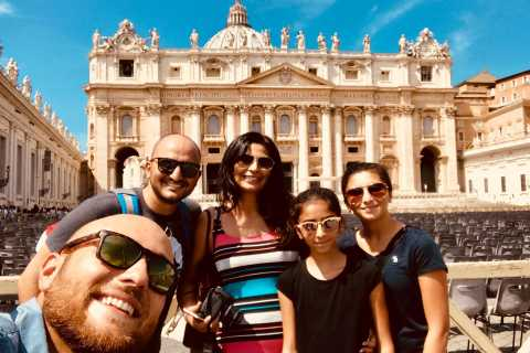 Top to Bottom Saint Peter's Basilica Tour