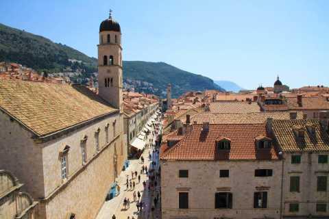 Dubrovnik Rundgang mit Franziskanerkloster
