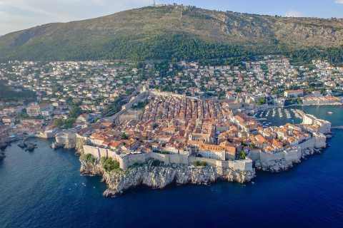 Besichtigung von Dubrovnik und seinen Mauern