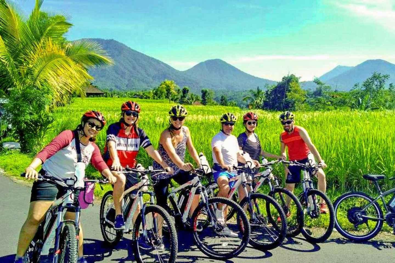 E-Bike Tour zum UNESCO-Weltkulturerbe Jatiluwih