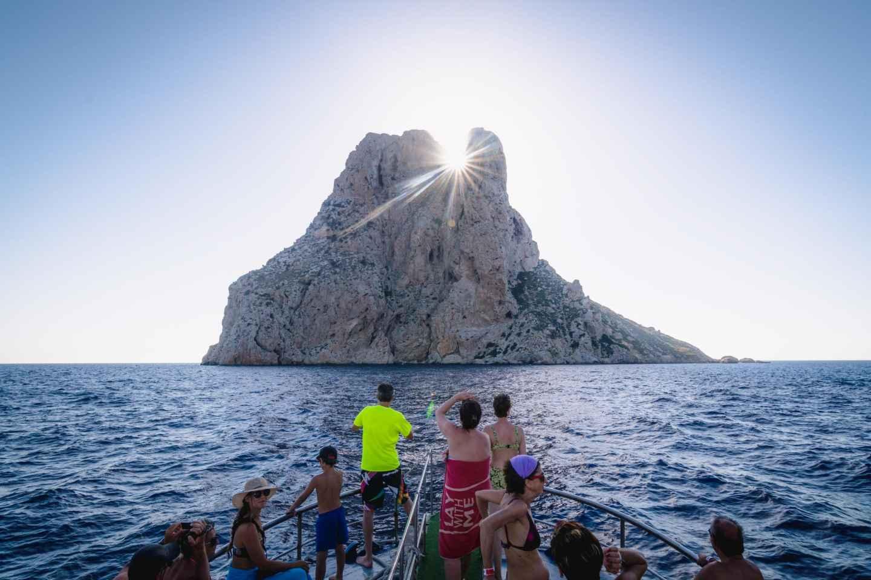 Ab Ibiza: Es Vedrà & Formentera Erkundungstour