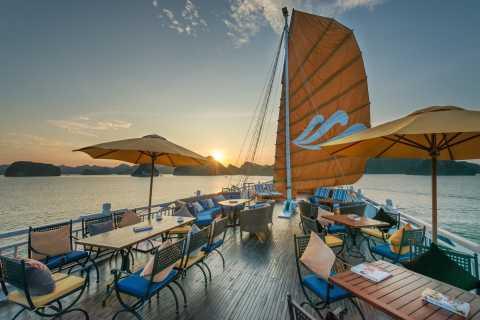 Ha Long Bay: Paradise Luxury Day Cruise