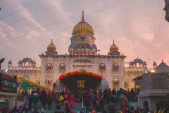 Old e New Delhi: excursão guiada de dia inteiro com traslados