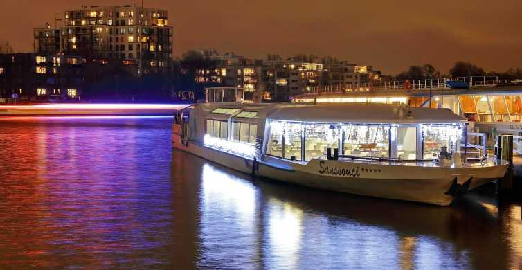 Berlin: 2-Hour Evening City Cruise