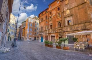 Rom: Jüdisches Ghetto und Synagoge
