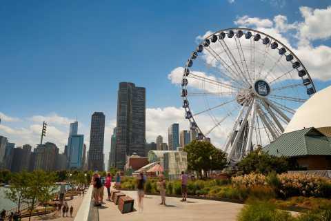 Chicago: Navy Pier Centennial Wheel Regular & Express Ticket