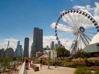 Chicago: Navy Pier Centennial Wheel Ticket - Normal/Express