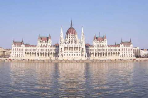 Budapest: Private Half-Day Walking Tour