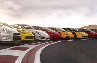 Las Vegas: Fahrerlebnis mit einem exotischen Supersportwagen
