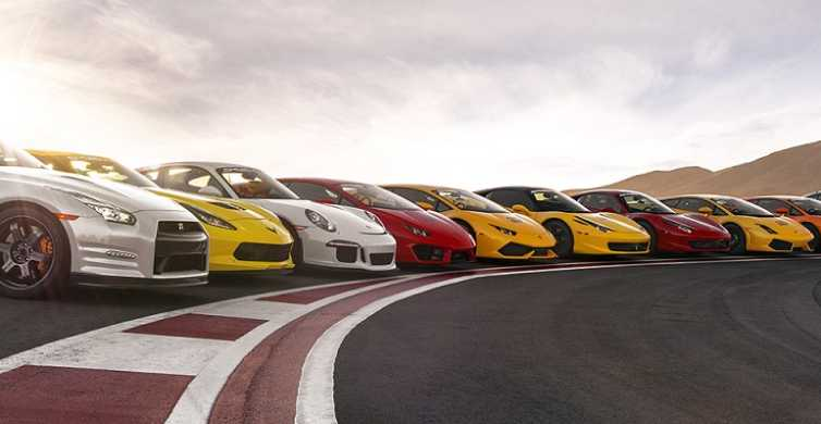 Las Vegas: Exotic Supercar Driving Experience