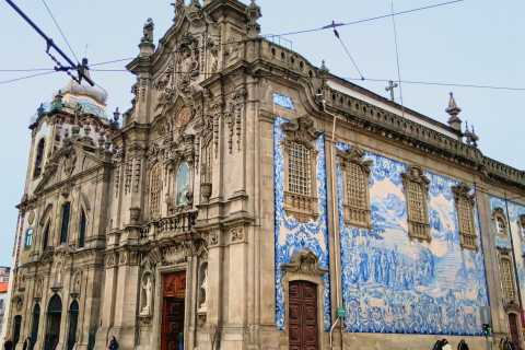 Porto: Walking Tour and Fado Show