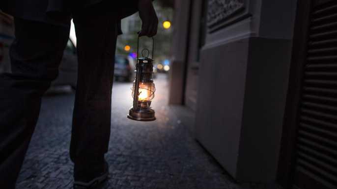 Praga: leyendas y fantasmas del centro, tour de noche