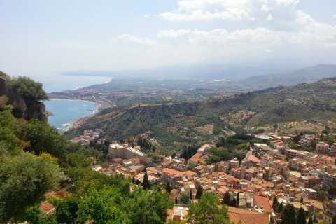 From Catania: Etna & Taormina Day Trip