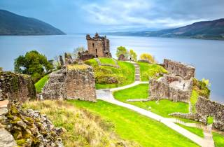 Ab Glasgow: 2-tägige Tour Loch Ness, Inverness und Highlands