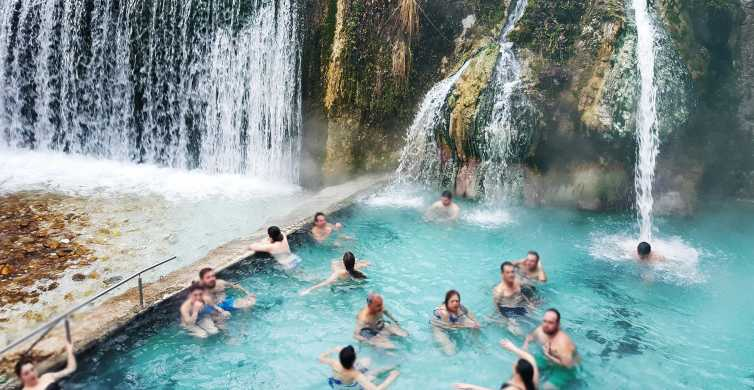From Thessaloniki: Pozar Thermal Baths and Edessa Day Trip